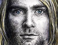 Kurt Cobain. 50th anniversary.