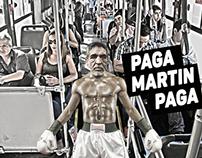 PAGA MARTIN PAGA !