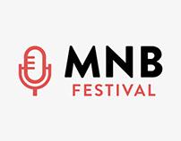 MNB Festival Branding