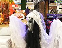 Halloween costumes tour