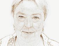 Landfluchtost - Marianne Peikert