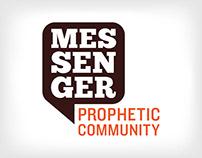Messenger Prophetic Community / Logo