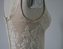 Summer Villa- Couture Handmade Tank Top