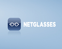 Netglasses for Ofotért (Hungarian optician company)