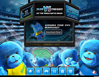 Celcom - The Right One (Microsite)