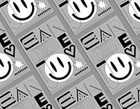 【白色至上设计】巴尔代约夫海报 | Bardejov invitation poster
