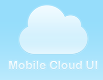 Mobile Cloud UI