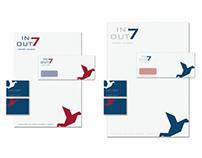 InOut7 - Brand Identity