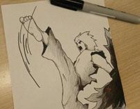Sketches May 2017