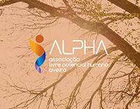Associação Alpha - Onepage Site