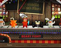 Dooodolls - Interactive Online Store