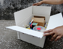 Tulyaa - A DIY therapeutic kit for children