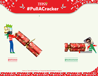 Tesco - #PullACracker (2012)