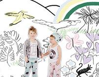 Artwork for Kids Clothing Brand