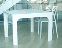 KATANA modular table