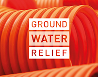 Groundwater Relief - Brand Identity