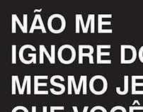 Campanha de combate à violência doméstica - OAB Goiás