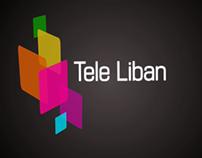 Tele Liban - Rebranding