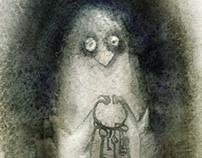 """Otfried Preusler. """"Little Ghost"""""""