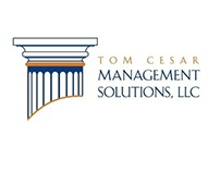Tom Cesar Management Solutions Logo
