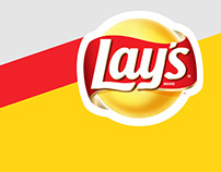 LAY'S CRISPS LIMITED EDITIONS OF PACKAGING