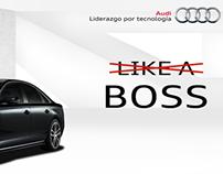 Audi de México: Contenidos editoriales 2013 Pt.1