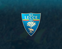 U.S. Lecce - Website restyling