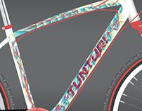 Bicycle frame designs
