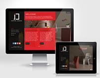 Inspire Design - Website Design - 2012