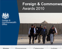 The Foreign & commonwealth Office Awards 2010
