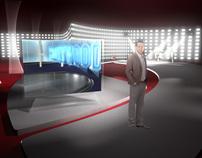 TV studio design