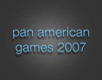 Pan American Games - Rio de Janeiro 2007
