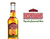 Desperados - Tequila Flavoured Beer