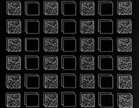 Gestalt Series. Set of 3 Screenprints