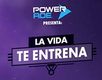 Powerade / La Vida Te Entrena
