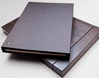 Presentation books