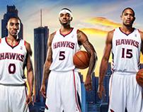 2013 Atlanta Hawks Wallpaper