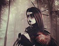 Lady Crow