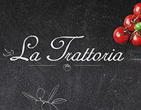 """CI für """"LaTrattoria"""""""