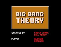 The Big Bang Theory - 8bit video opening