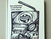 BALLPOINTPEN ILLUSTRATOR SMALL BOOK 2