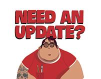 Hanvon, Need an Update?