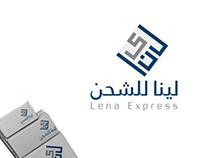 Lena Express logo
