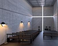 Church of Light_Revit