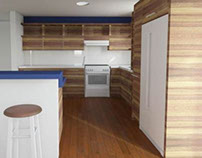 Kitchen remodel study