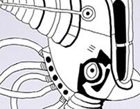 FASHION - ROBOT
