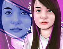 Illustrator CS6 - Gaussian blur