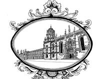 """Ilustração do livro """"Lisboa: o que o turista deve ver"""""""