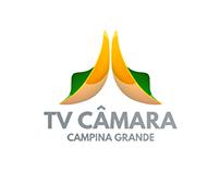 [Premiado] Logo Rádio e TV Câmara de Campina Grande