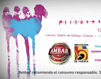 Animación Ambar for Comodo Screen - Pirineos sur